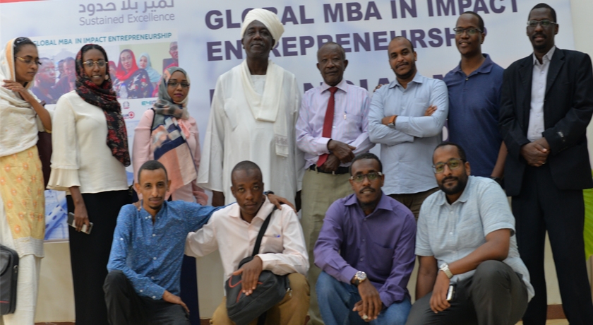 E4IMPACT with Faculty of Business Administration Professors