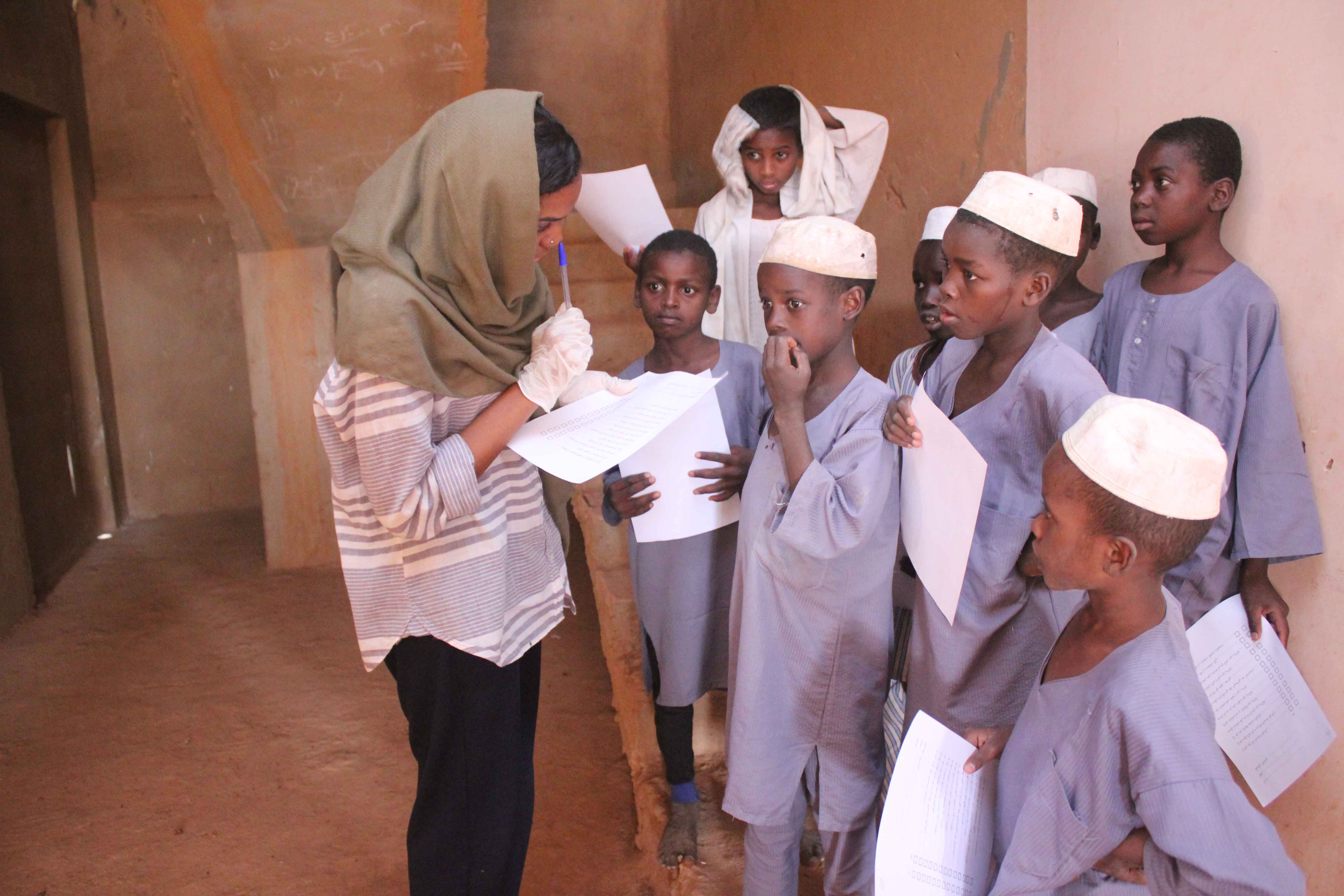 Hepatitis B virus is the main case of chronic liver infection-more than 65 million people are infected ; In Sudan the prevdance is about 8%.