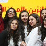 University also honored five students from the Faculty of Pharmacy who participated in an international conference