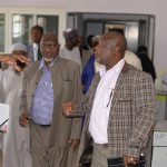 UMST Nigerian Universities Delegation Visits the University Dr Aljabri