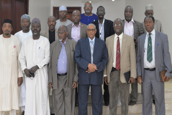 UMST Nigerian Universities Delegation Visits the GCC