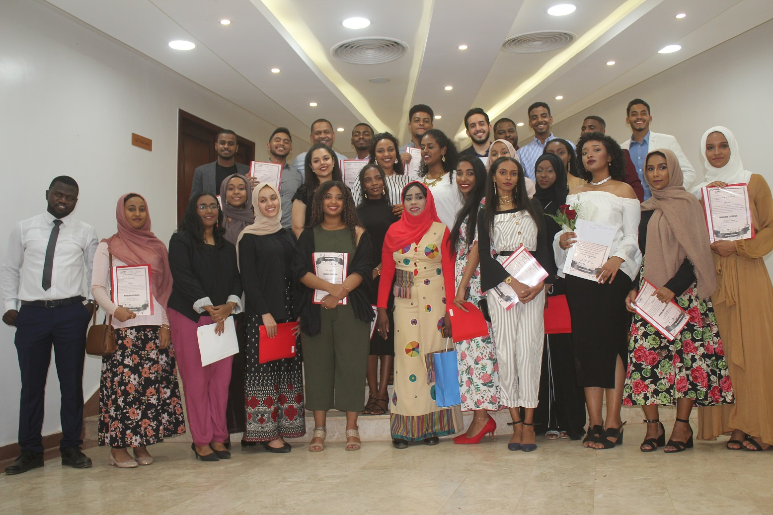 UMST Faculty of Medicine Batch 21 with Faculty Members