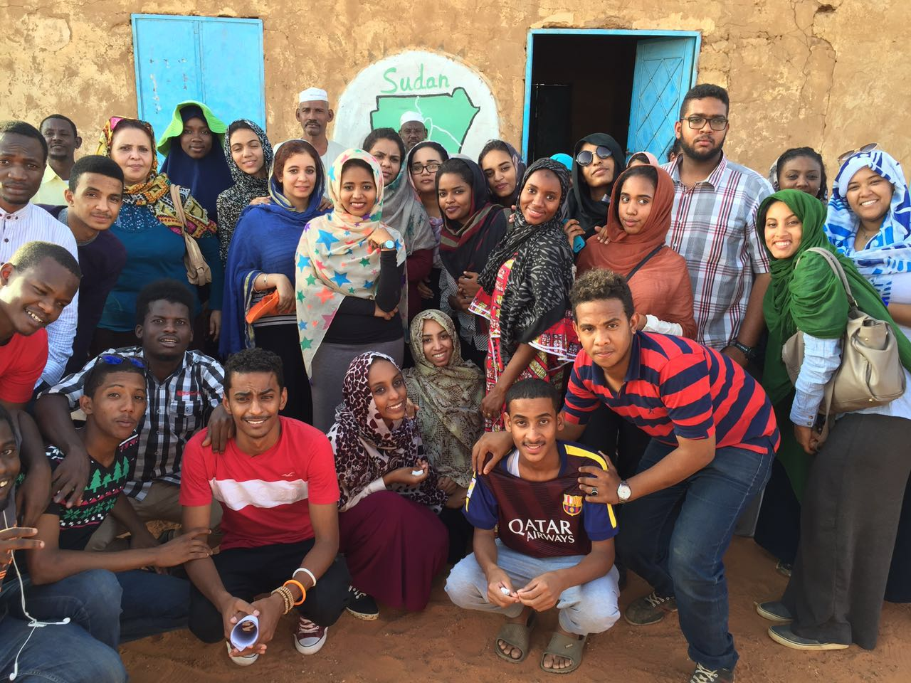 UMST Students from the Faculty of Economics, Social & Environmental Studies