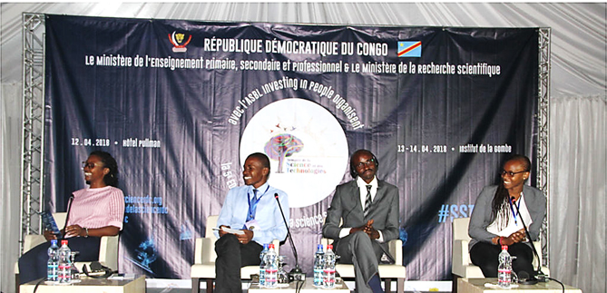 Sciences and technology forum-Kinshasa- DR Congo